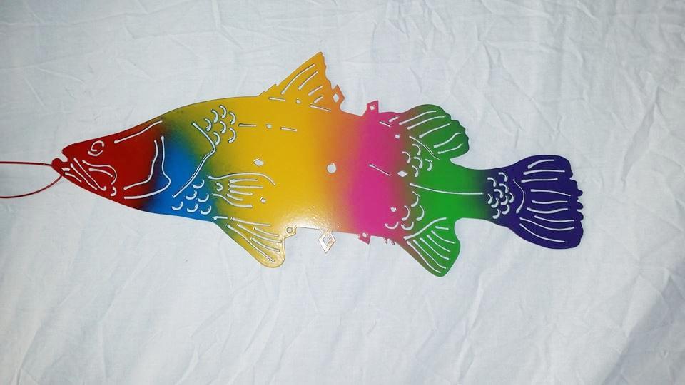 Rainbow Barra