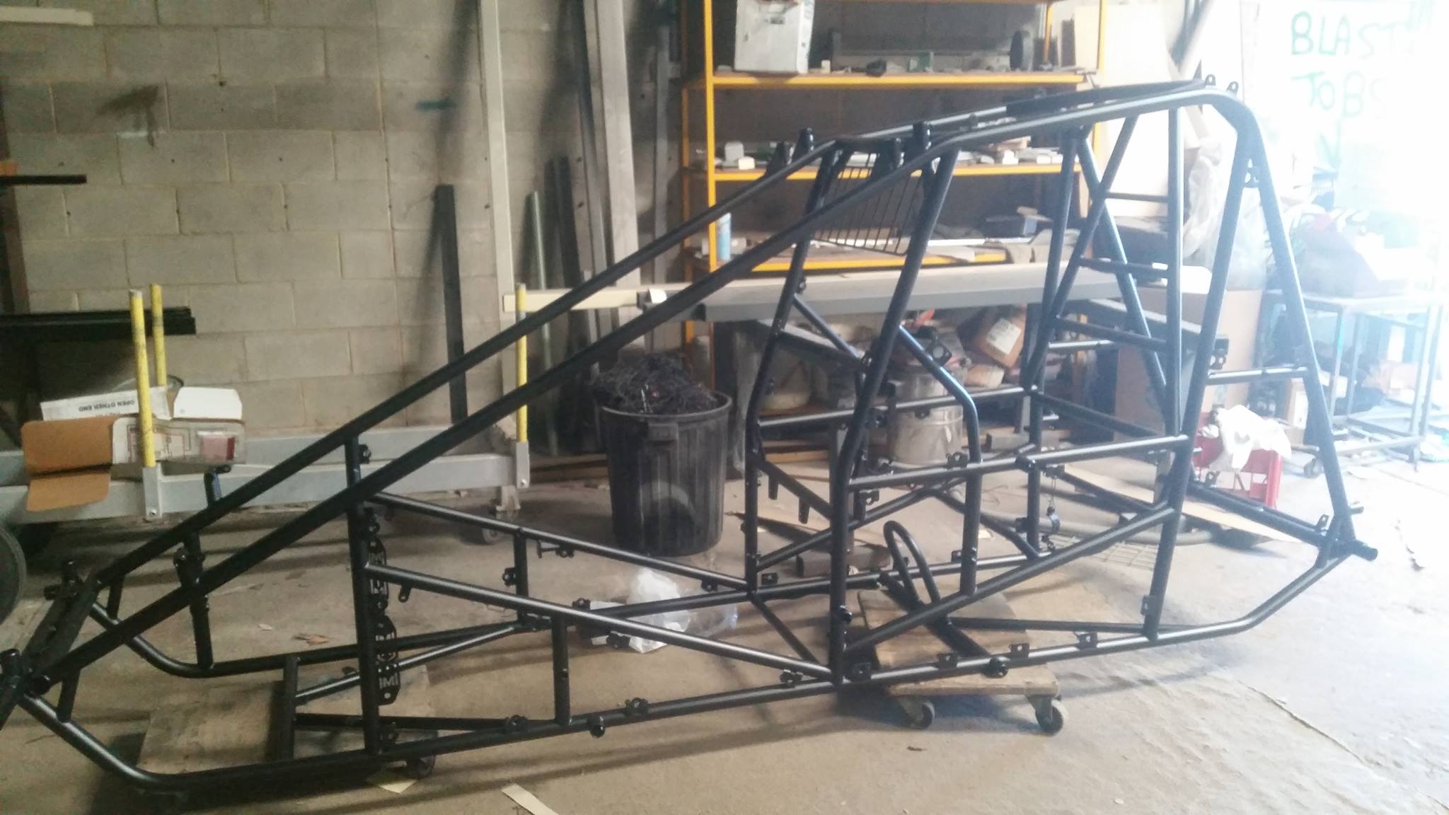 Race Car Frame