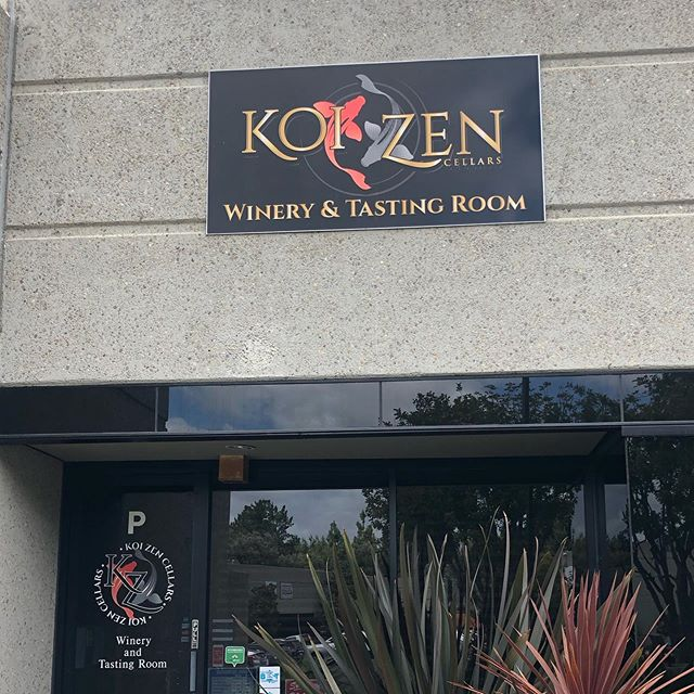 Who has been to Koi Zen Winery and Tasting room in Carmel Mountain Ranch? I just learned about it and have heard good things? #sandiegowinery #sdwine #carmelmountainranch