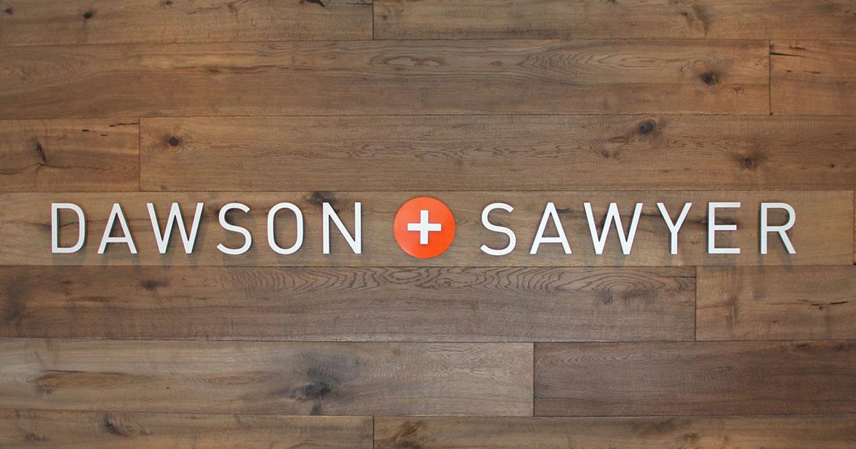 Dawson + Sawyer, Partner, Client, MacLean Bros. Drywall