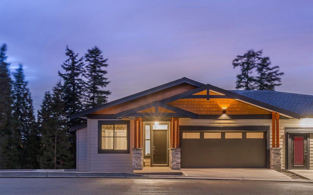 viridian residential home maclean drywall portrait homes
