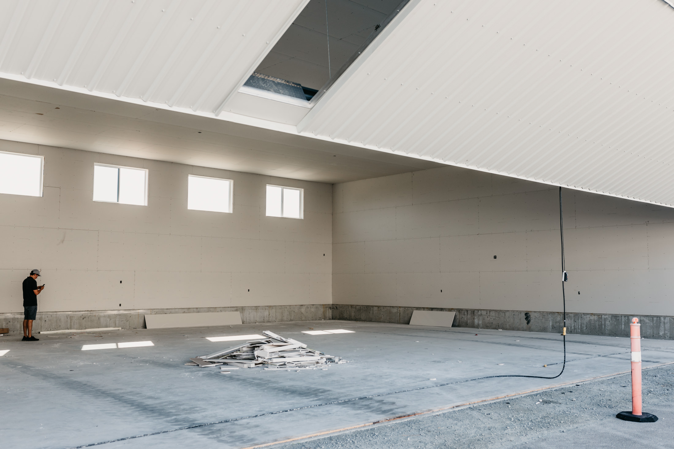 Pitt Meadows Airpark, MacLean Bros. Drywall