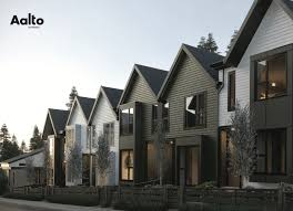 Aalto Townhomes, Coquitlam