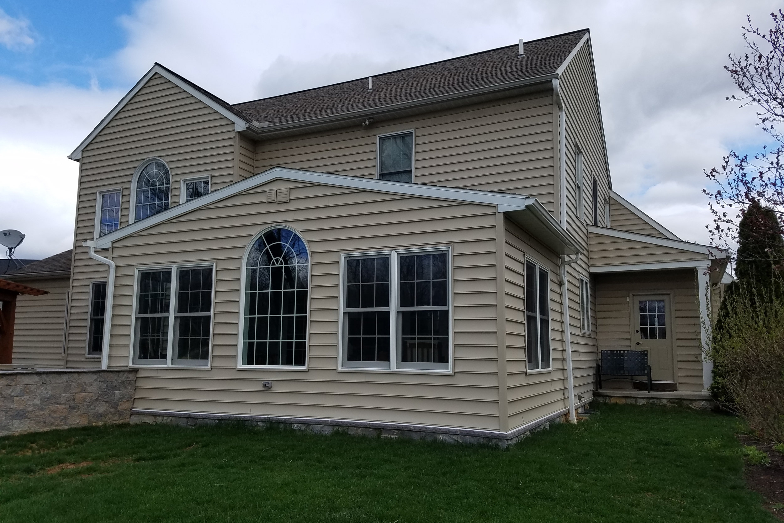 Learn More About Exterior Remodeling - Click Here