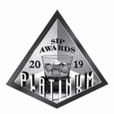 "Sip Awards:    Rye  - Silver   Bourbon finished in Sherry  - Platinum  Doc Swinson's also received a ""Consumer Innovation Award"""