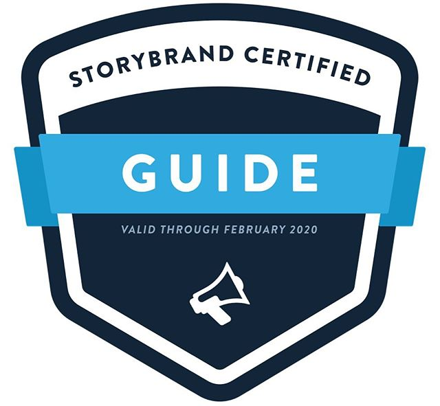 Did we mention that we're part of the StoryBrand community? A lot of companies in South Texas are wasting too much money on marketing because they use the wrong words. We work with companies to make their messages and marketing clear to stop confusing and start creating customers.