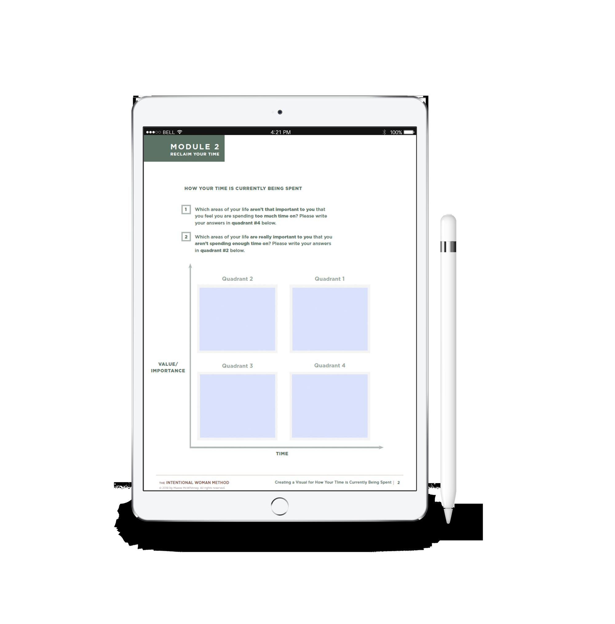 An online curriculum workbook