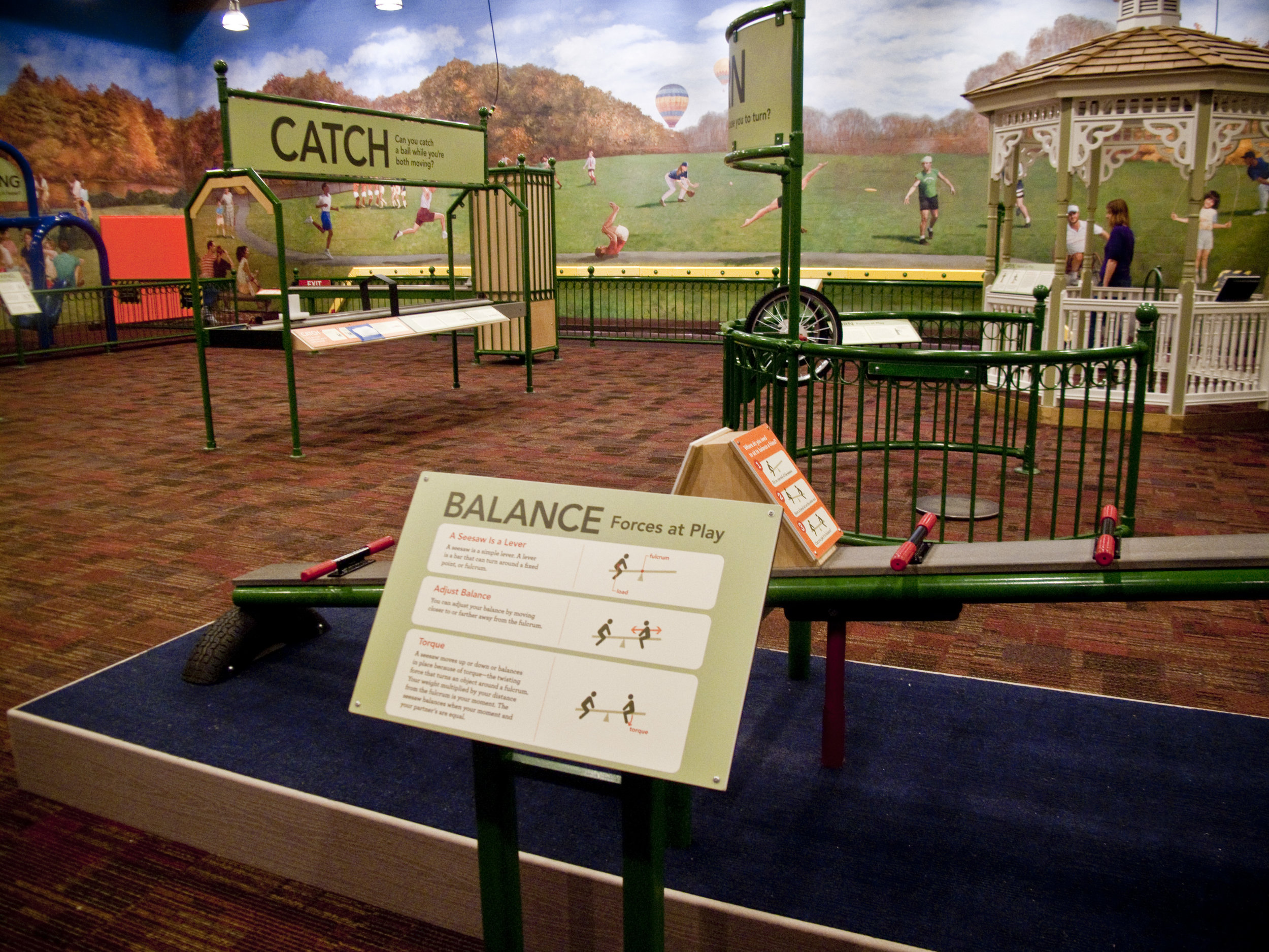 Science in the Park — Museum of Science, Boston