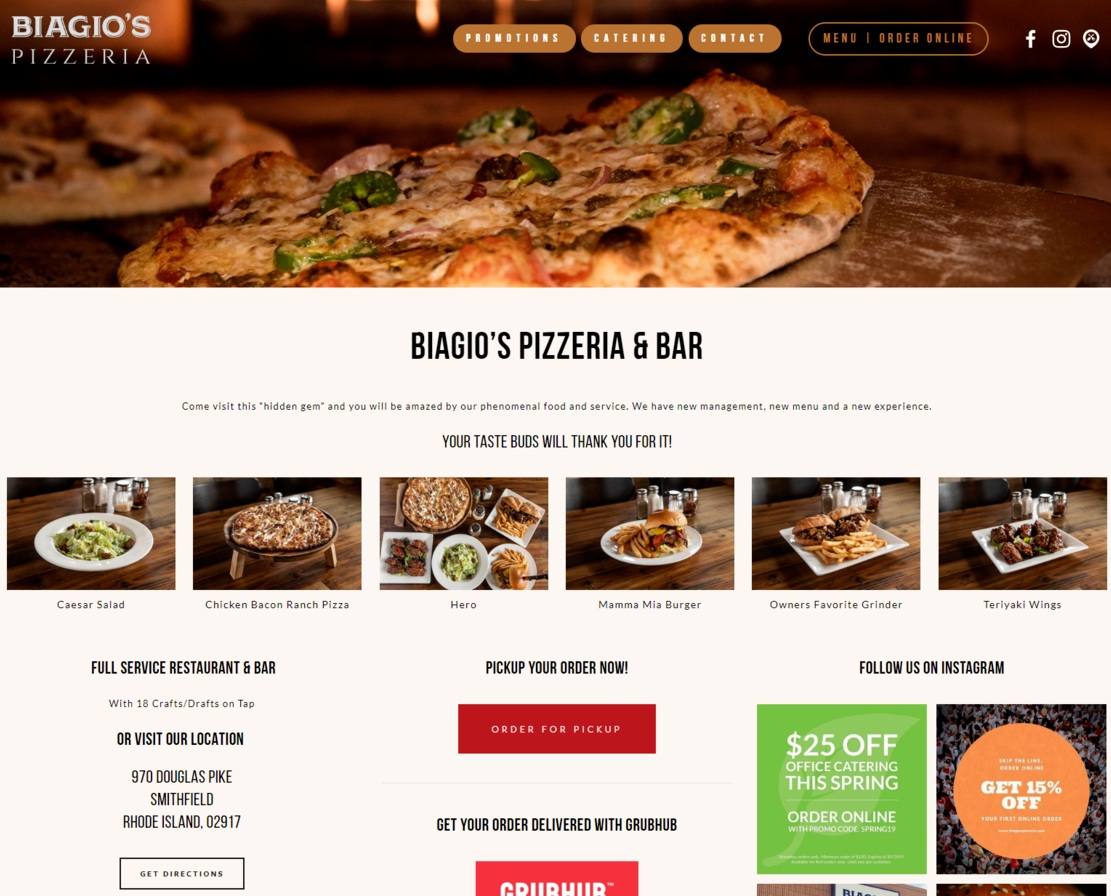 Biagios Pizzeria