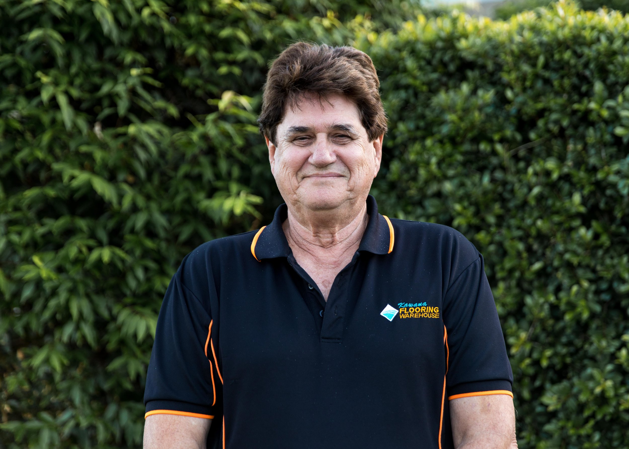 Garry Brook, Owner - What do you like about working at Kawana Flooring?The camaraderie between staff and the team culture. Nothing is too much effort for the customer and the staff are genuinely interested in a successful outcome for the customer.What are the values that drive you?Honesty, integrity and loyalty.I try hard to achieve these goals as well as trying to be considerate to others.What is something that no one at work knows about you?I played Tennis and Table Tennis at a State Level during my High School years.