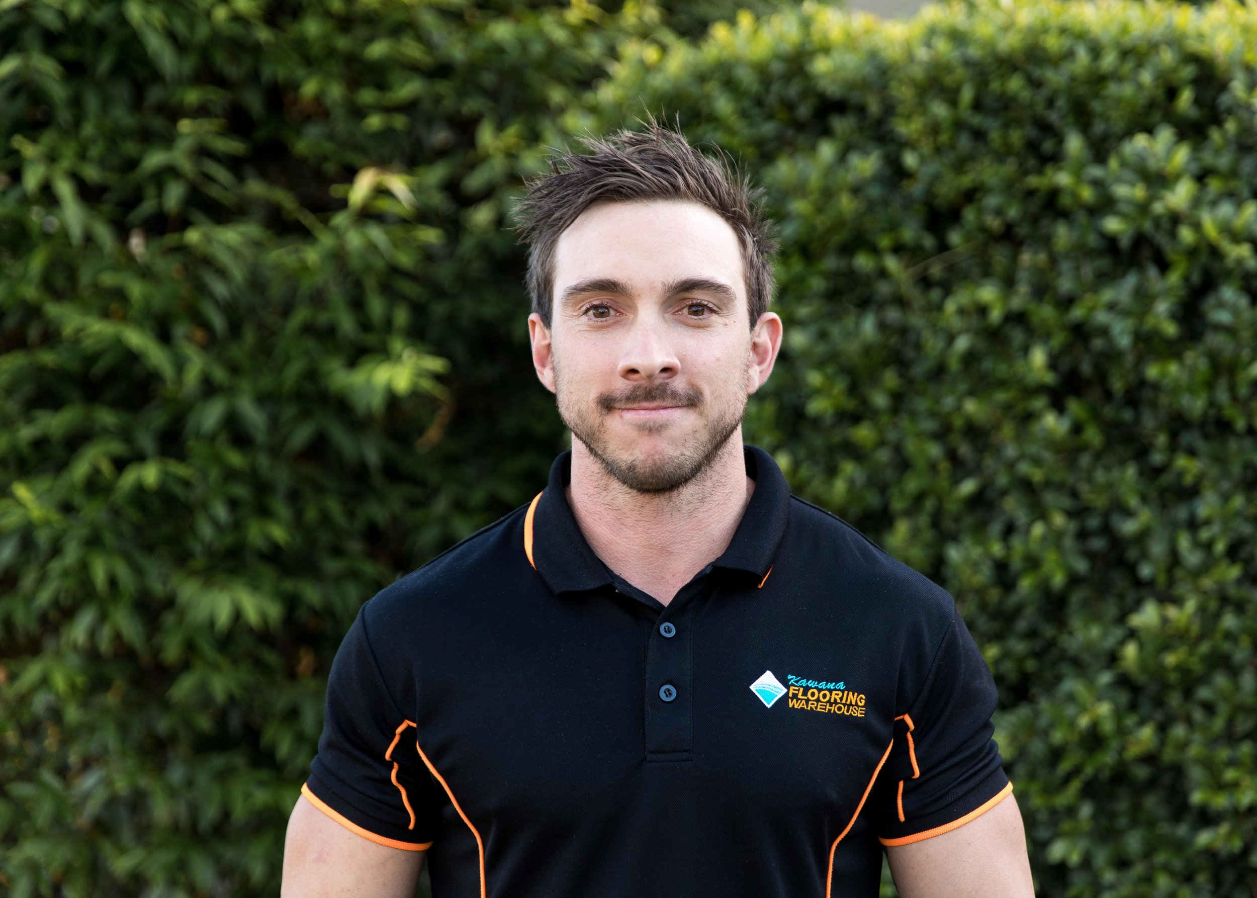 Mitch Ford, Commercial Estimator - What do you like about working at Kawana Flooring?I have a mix between a construction and sales background, so I quite enjoy the challenges the commercial estimating side throws at me and I also enjoy the day-to-day problem solving that is involved in running a business.What are the values that drive you?Honesty, loyalty, commitment and hard work.What do you enjoy doing when you aren't working?I enjoy pretty much anything that involves the outdoors but by far the thing I enjoy the most outside of work is being a dad.