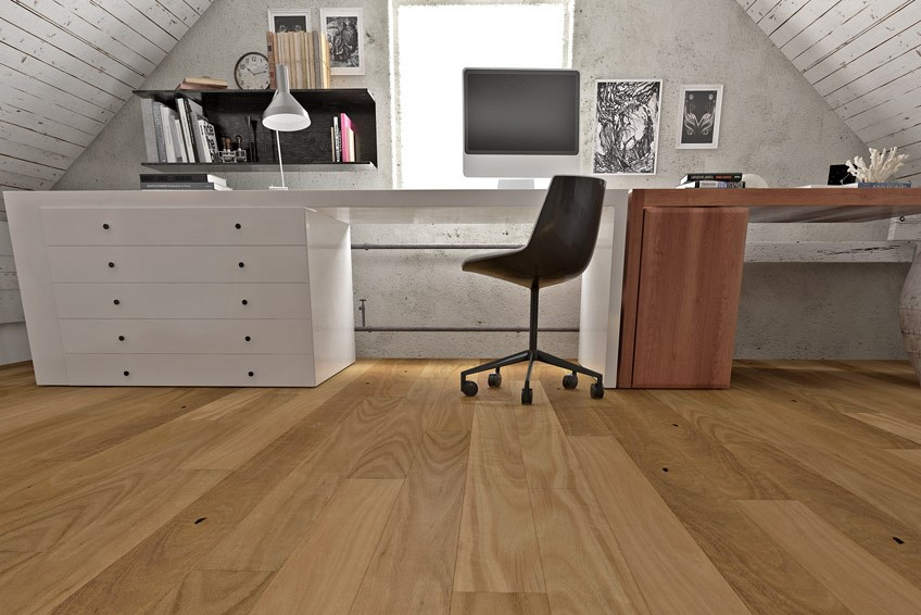 Blackbutt flooring from  Proline Floors