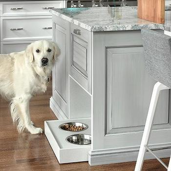 Pet Zone - Source: DecorPad via Glen Alspaugh Kitchens