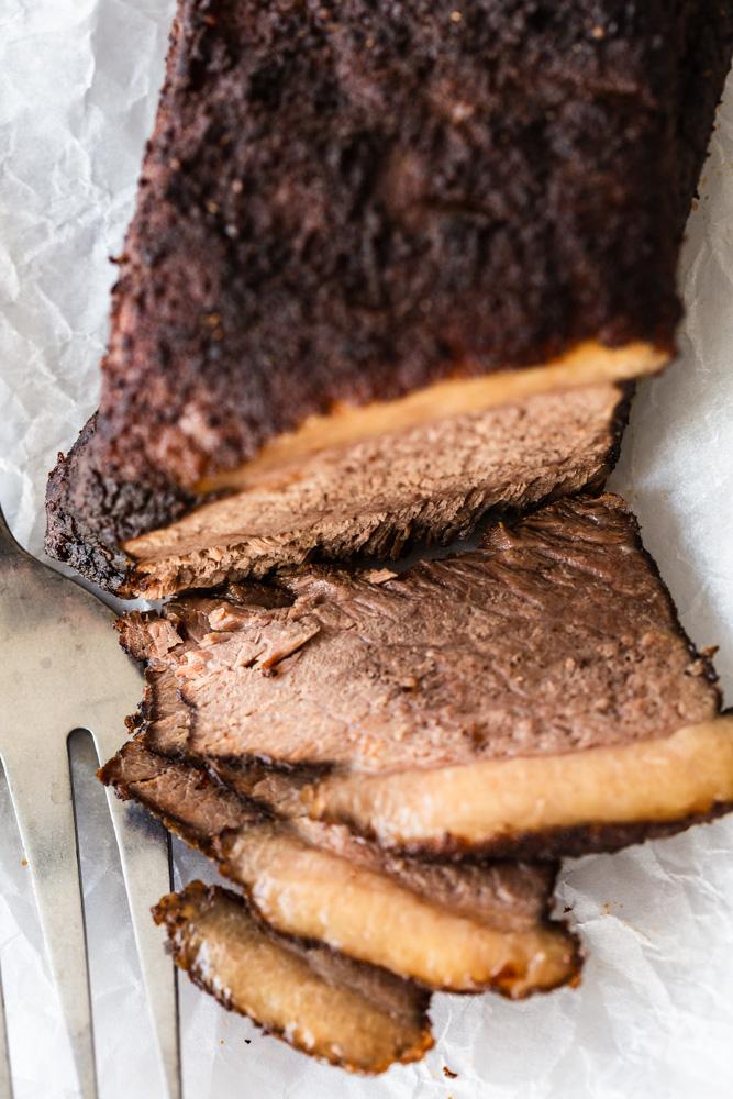 smoky beef brisket