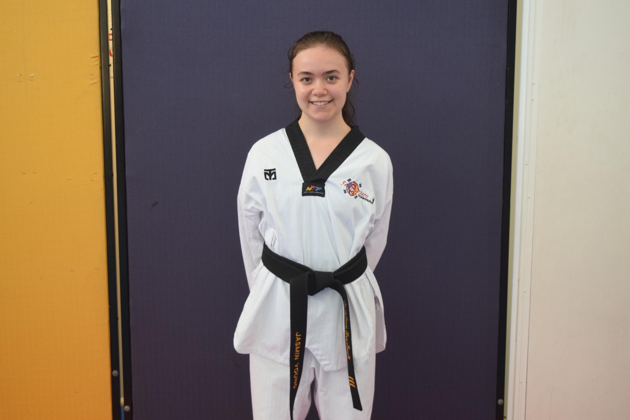 - Assistant InstructorJasmine Youngspecializations3rd dan black belt