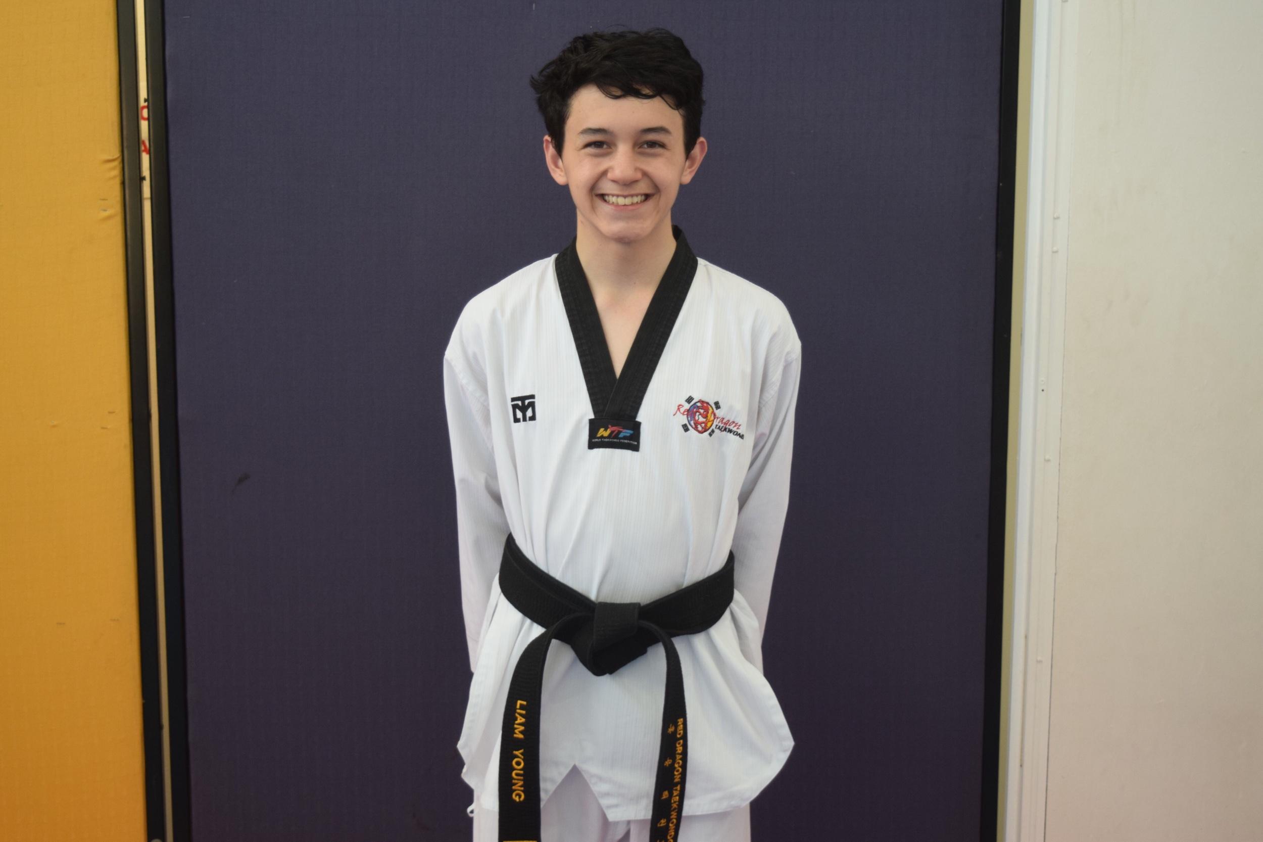 - Assistant instructorLiam youngsPecialiZations3rd dan black belt