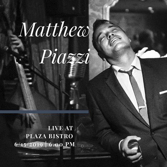 Tomorrow at The Food Truck. From America's got talent - Matthew Piazzi. 6-8pm!