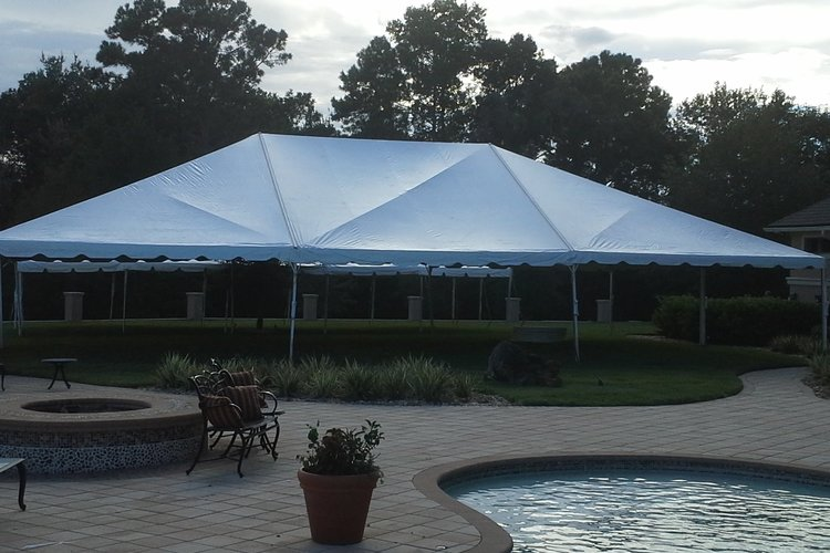 TENTS AND CANOPIES -