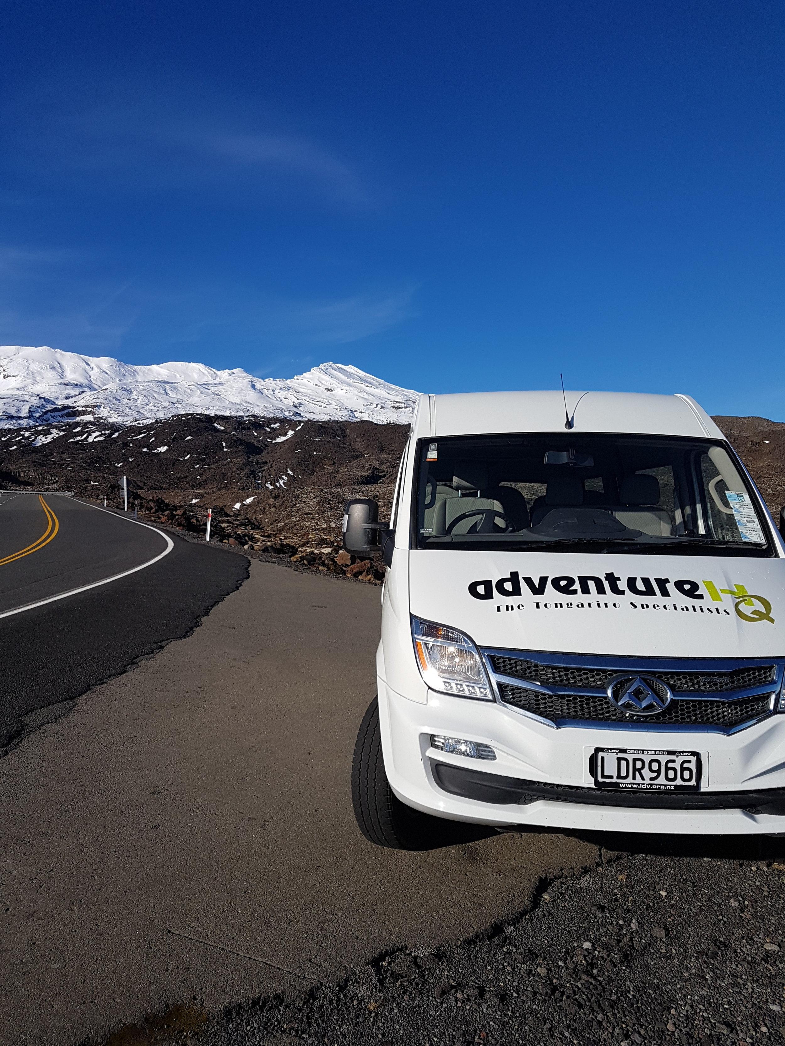Mt Ruapehu with van scene.jpg