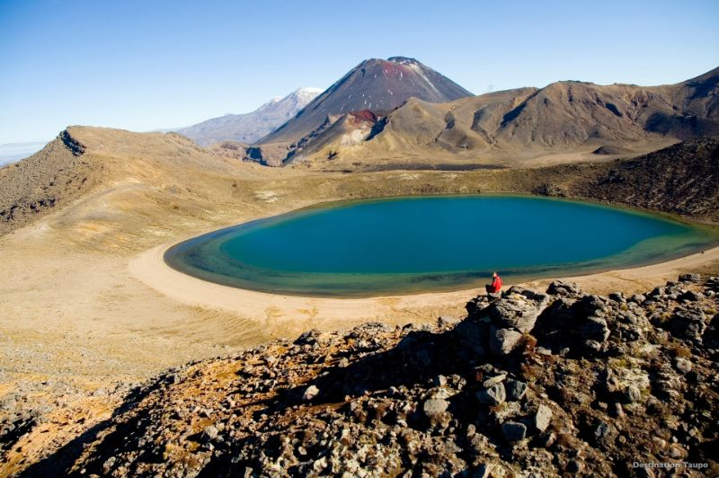 Tongariro Alpine Crossing - Adventure HQ Tips