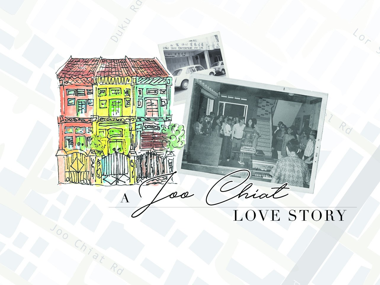 A Joo Chiat Love Story - by Choo Yilin
