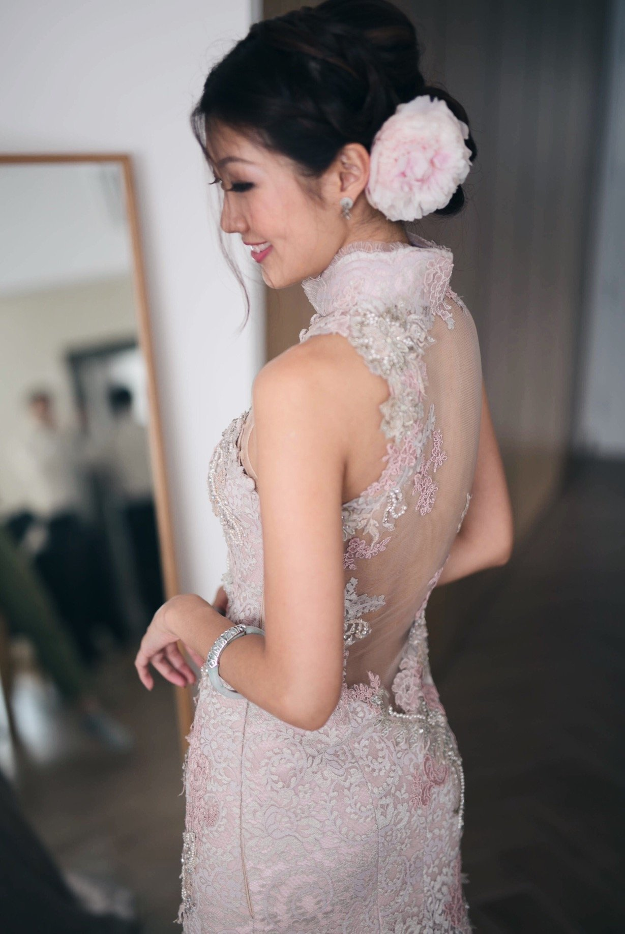 Blog Takeover - Kickstarting this collaboration with a blog takeover, Sherlyn shares with us the cultural significance of the Choo Yilin pieces she wore on her wedding day, and the emotional connection she feels with our brand values - the ones that drive the work we do.This post is written by Sherlyn Chan.