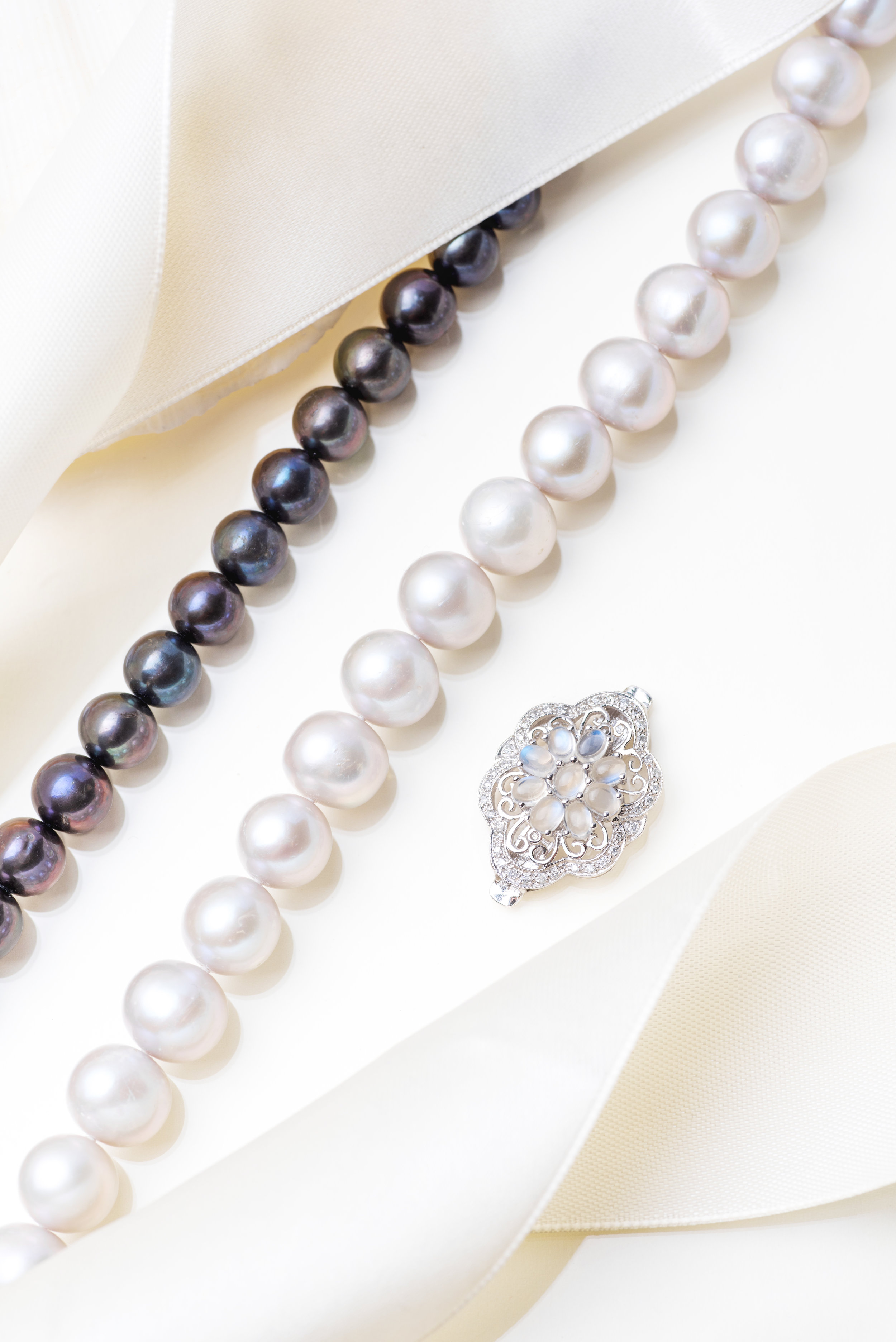 Choo Yilin Pearl Bar: South Sea Pearls