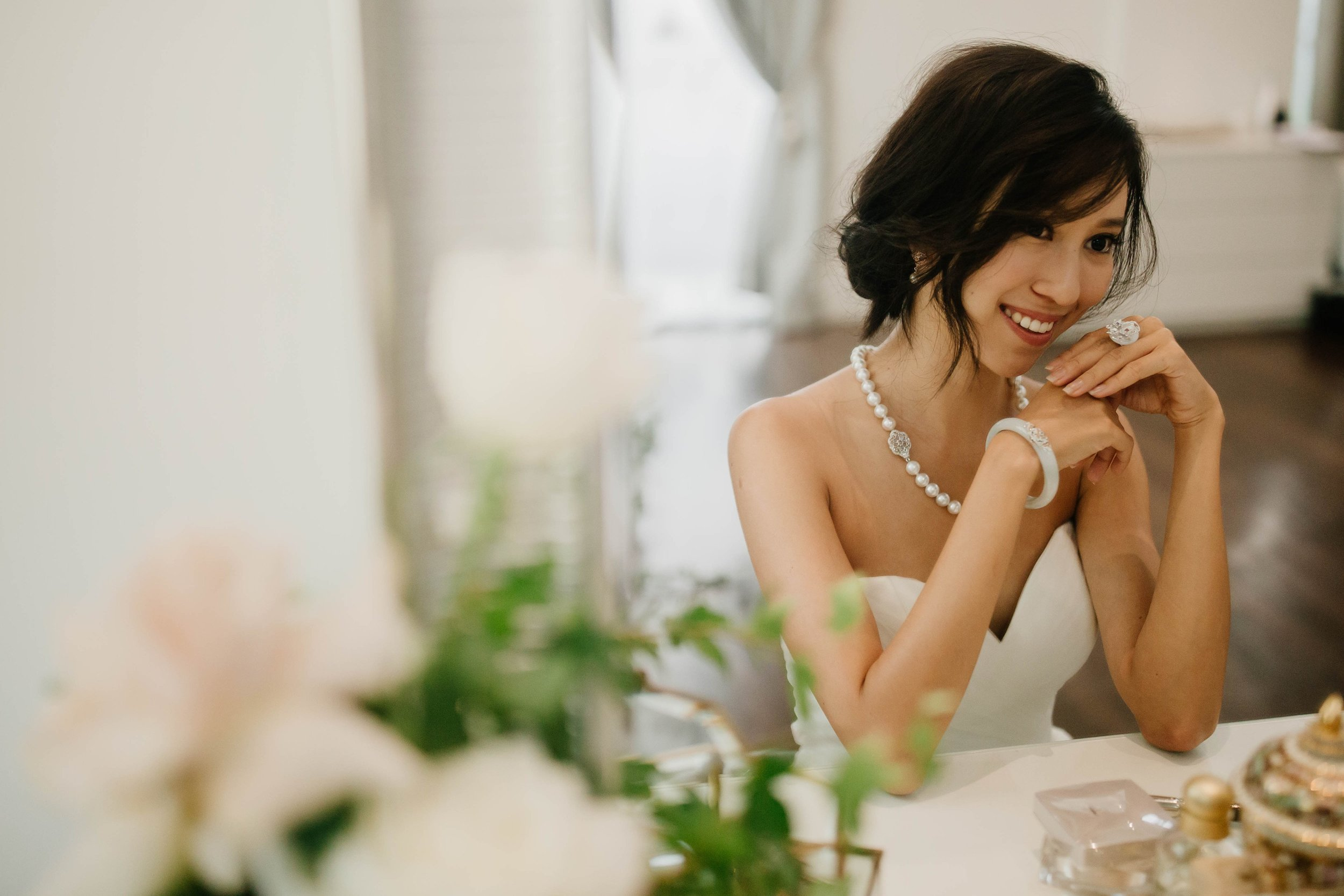 Choo Yilin x Melissa Celestine Koh Styled Wedding Shoot