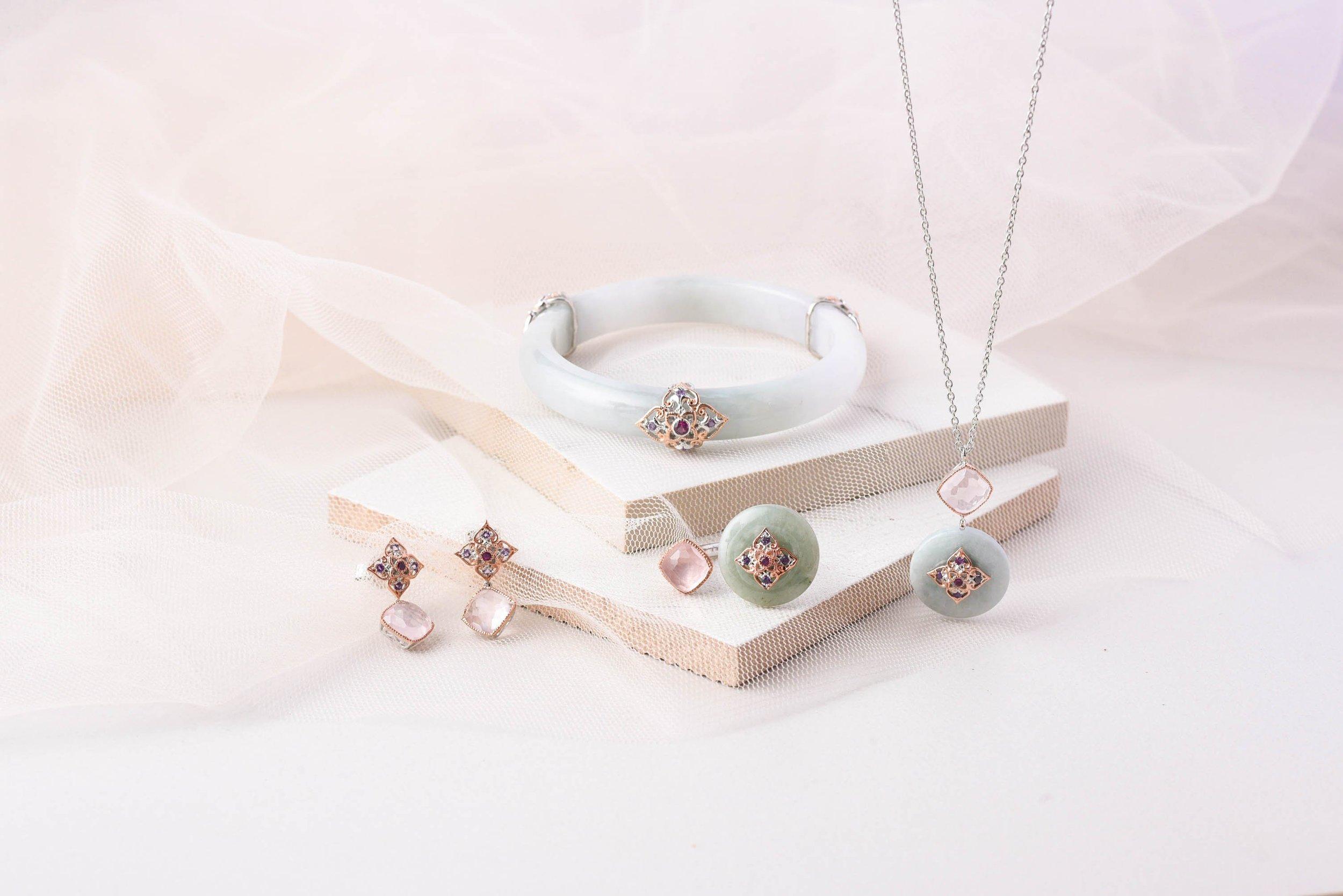 Choo Yilin Si Dian Jin Wedding Jewellery