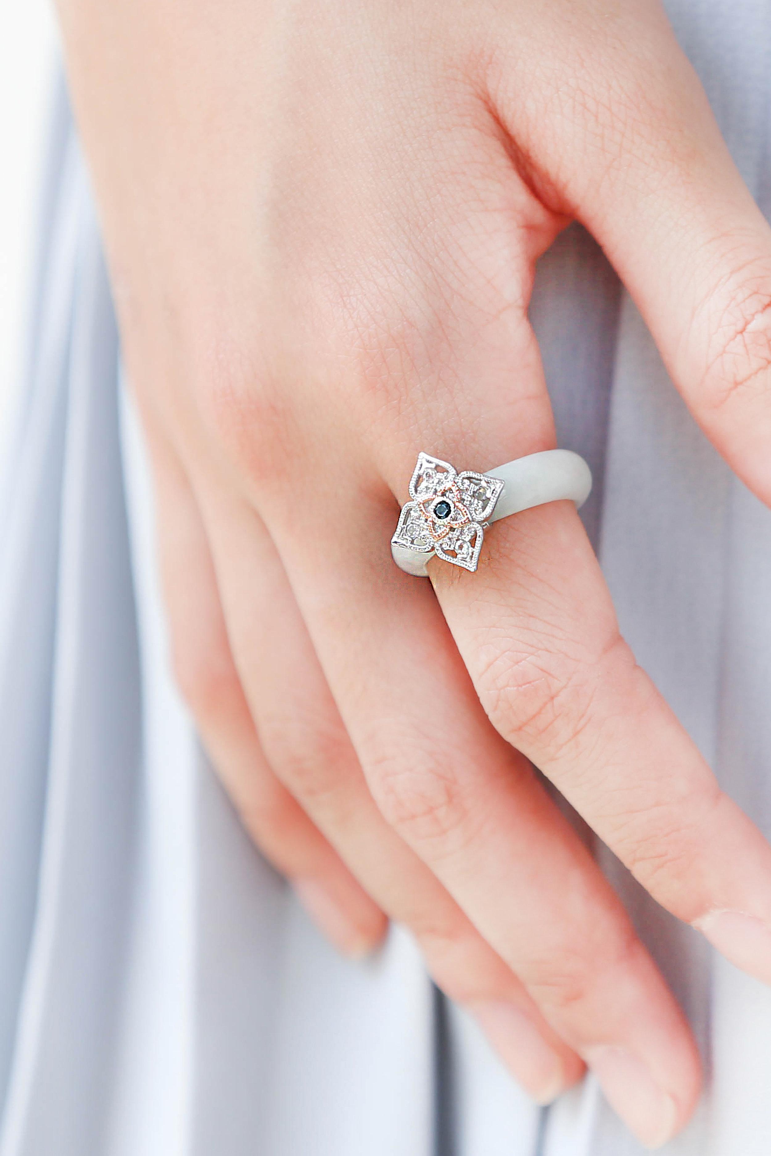 Choo Yilin Peranakan Lace Ring