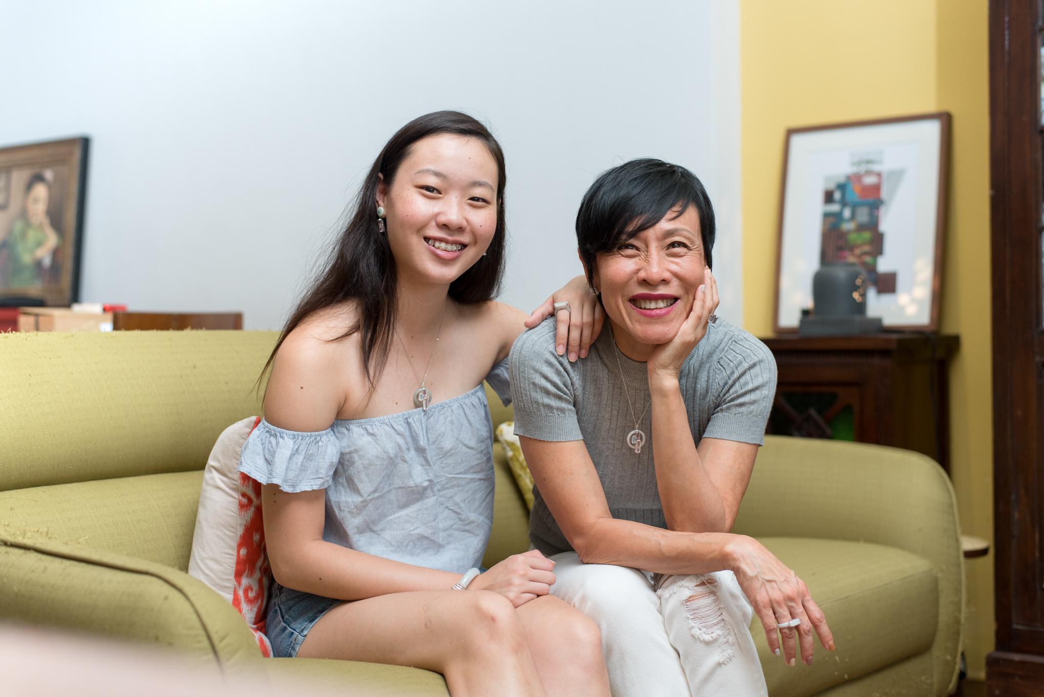 For me, Shi-An is essential. - - Tan Kheng Hua