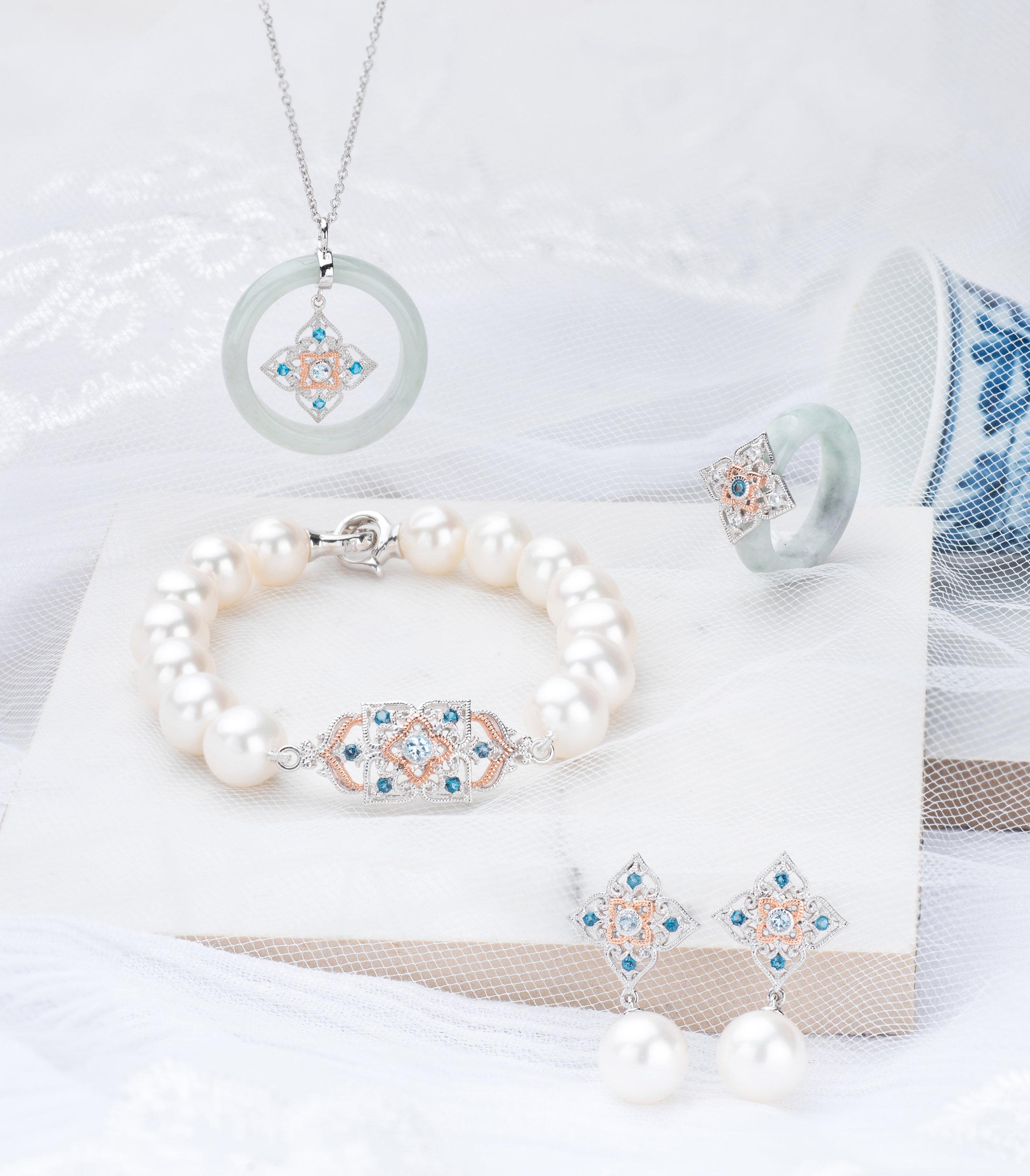 The Choo Yilin Peranakan Pearls Si Dian Jin