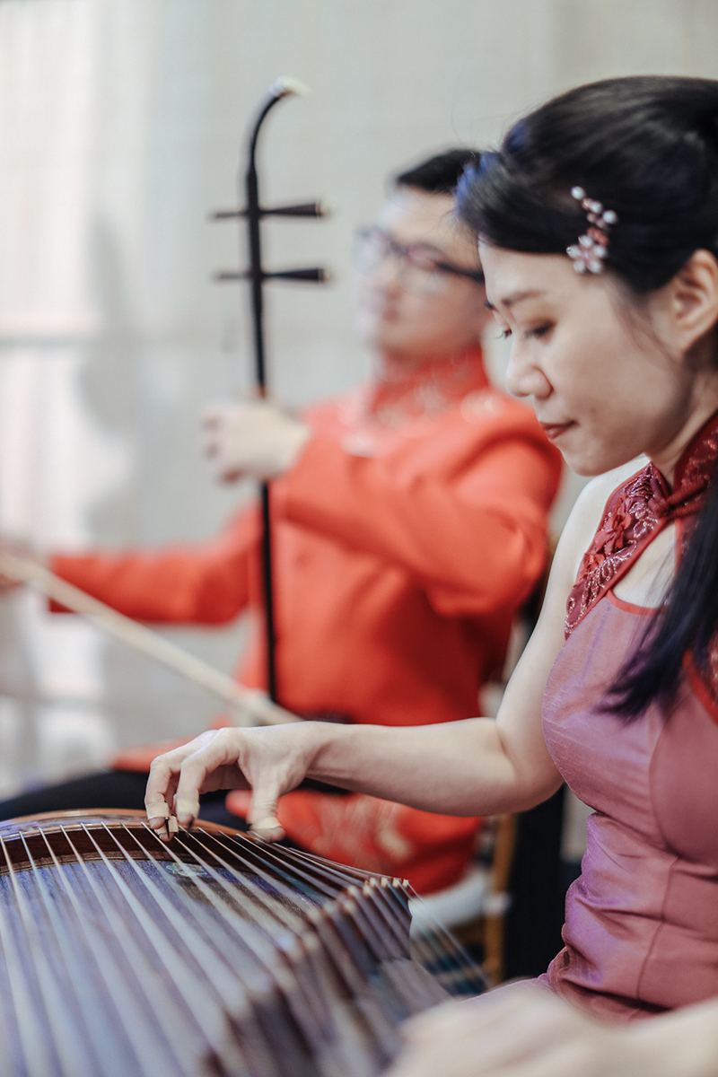 Classical Chinese Musicians
