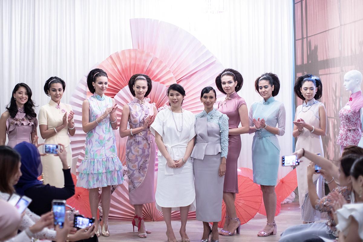 Choo Yilin Innai Red Kuala Lumpur Ritz Carlton Old Peranakan Oriental New Year