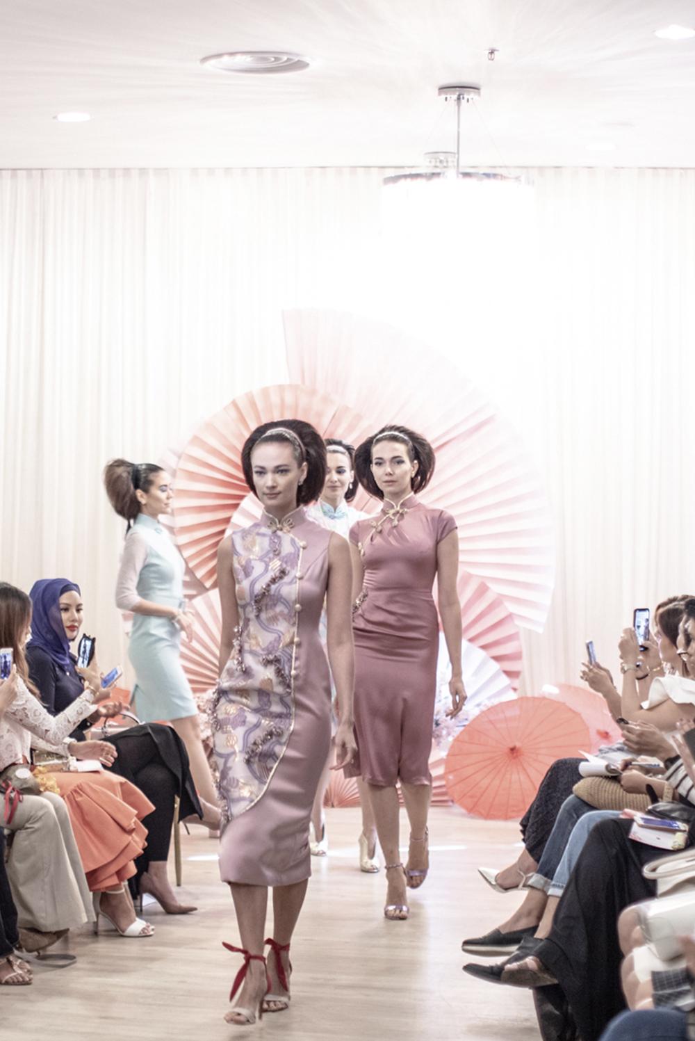 First Trunk show at the Ritz-Carlton, Kuala Lumpur, with INNAI RED