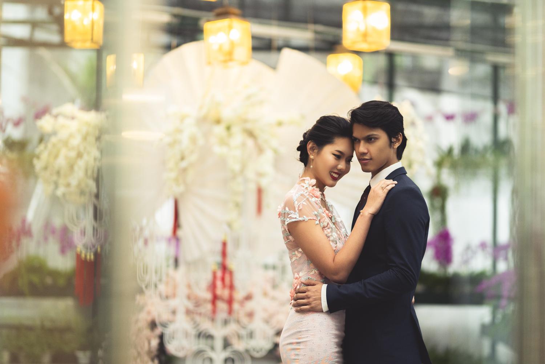 Sangjit Ting Hun Yok Num Cha Guo Da Li Si Dian Jin Tea Ceremony Chinese Tea Ceremony Bridal Gifts Asian Bride Asian Wedding Chinese Wedding Majestic Hotel Kuala Lumpur