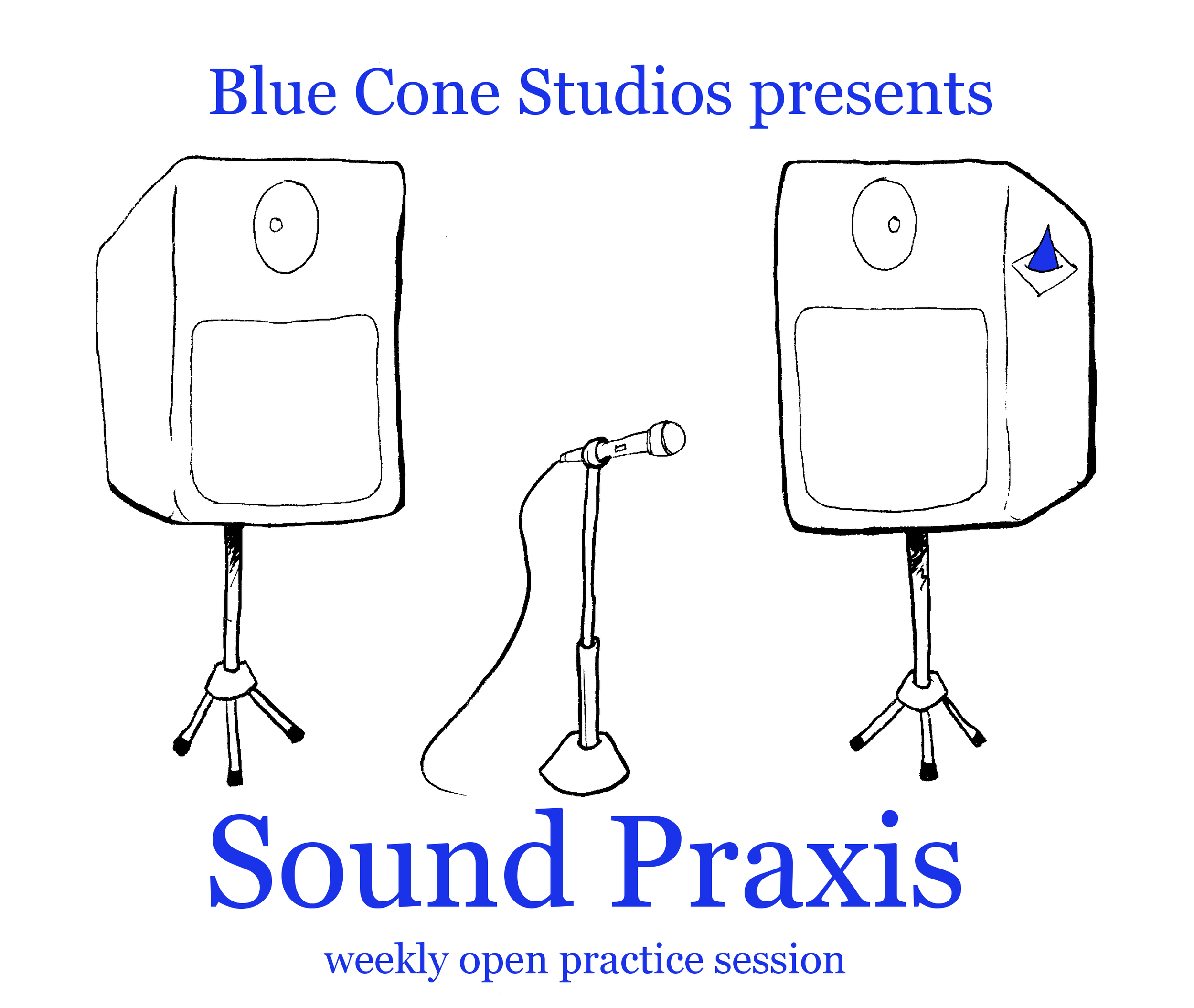 blue cone sound praxis.png