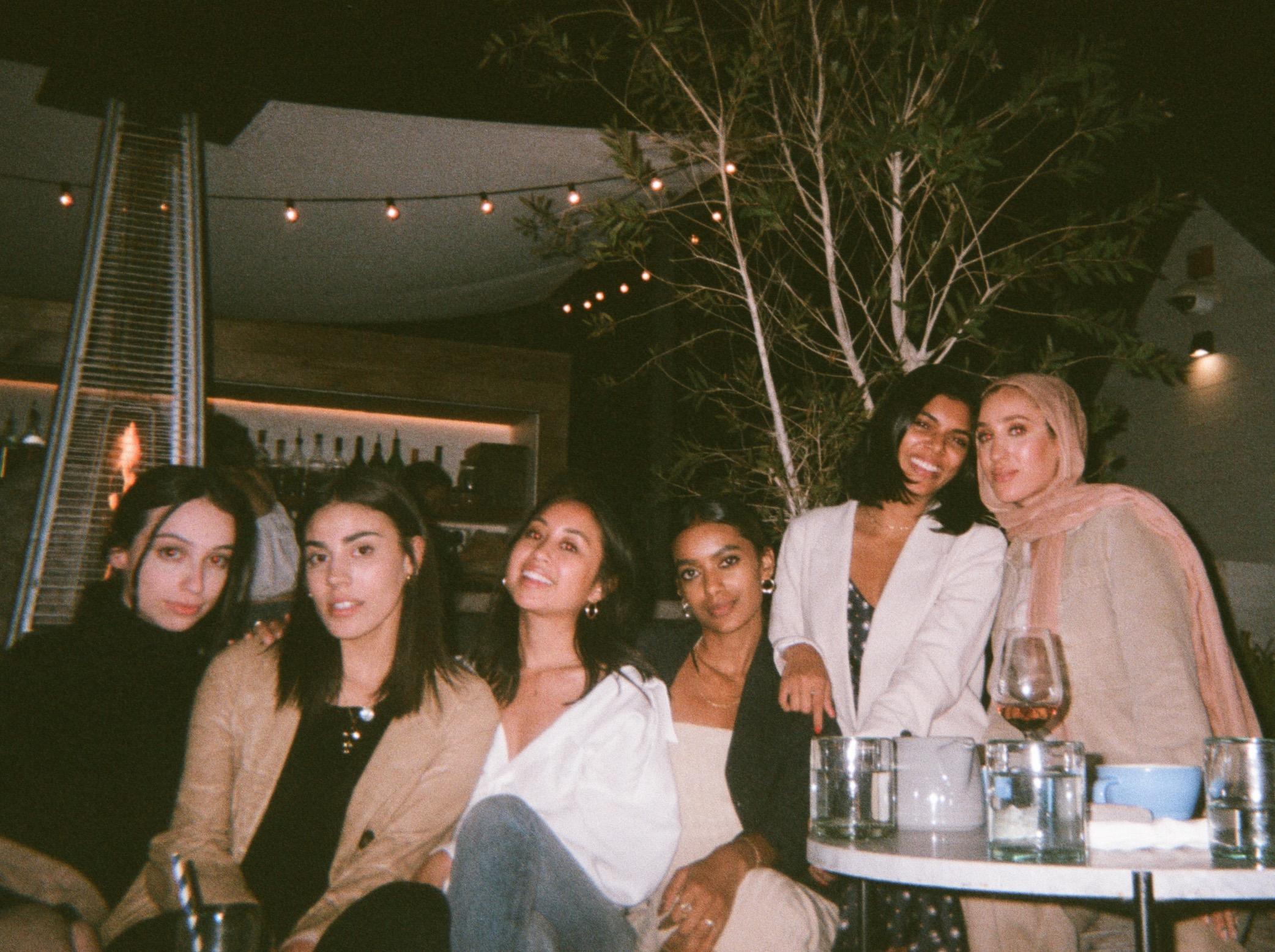 Orion Vanessa ,  Stella Simona ,  Meeka Hossain ,  Marwa Atik