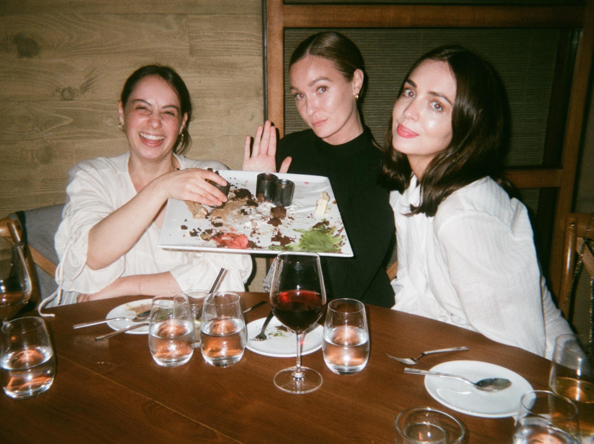 Cassie Rose ,  Hannah Faithlord ,  Madison Chertow