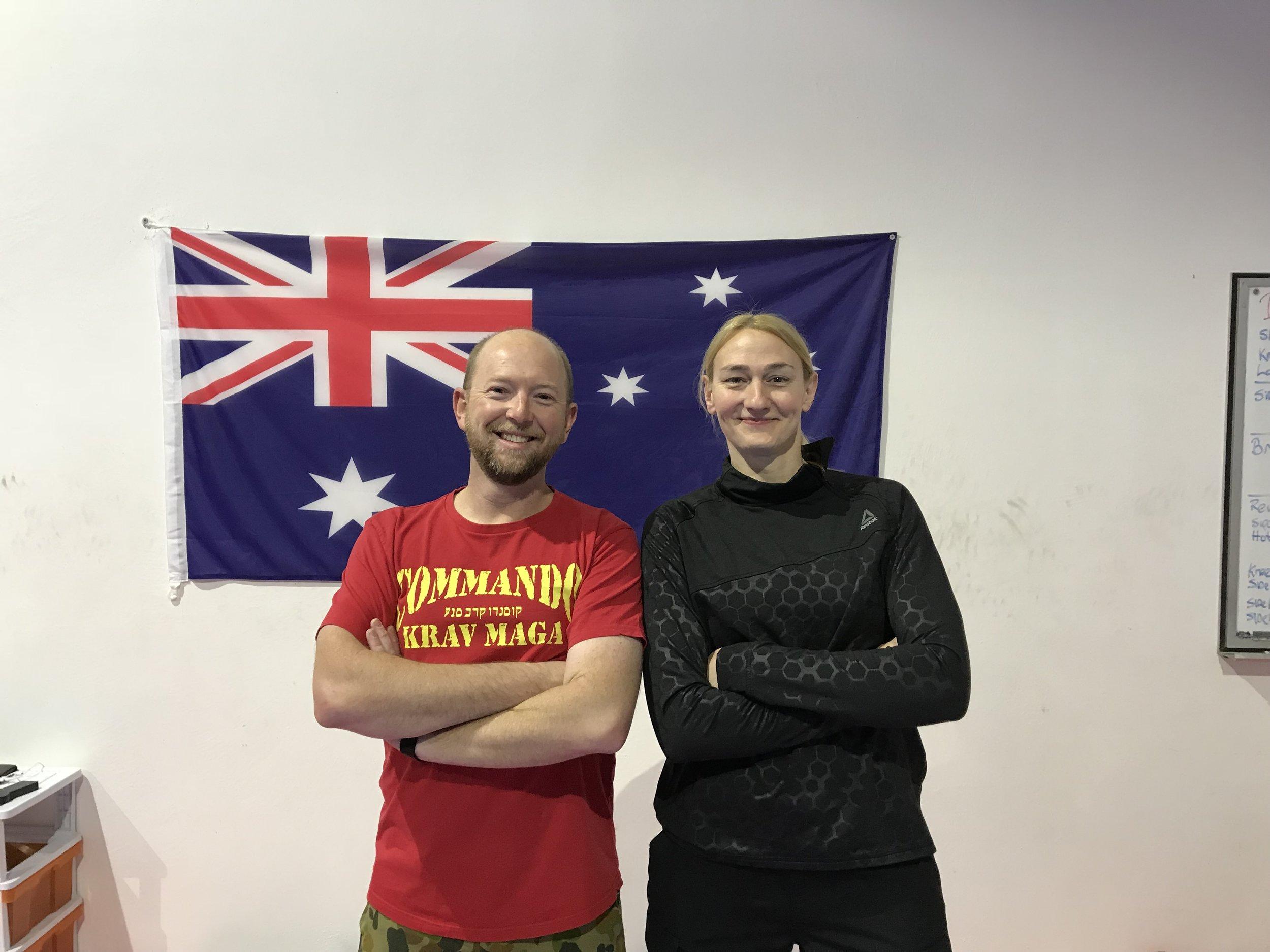 Commando Krav Maga Melbourne