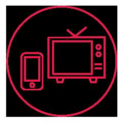 Kanal-Disposition - Ableitung nach Kanälen, Medien und zielgruppenspezifischem Rezeptionsverhalten, sowie die Bestimmung der wichtigsten Ziele und KPI's je Kanal.