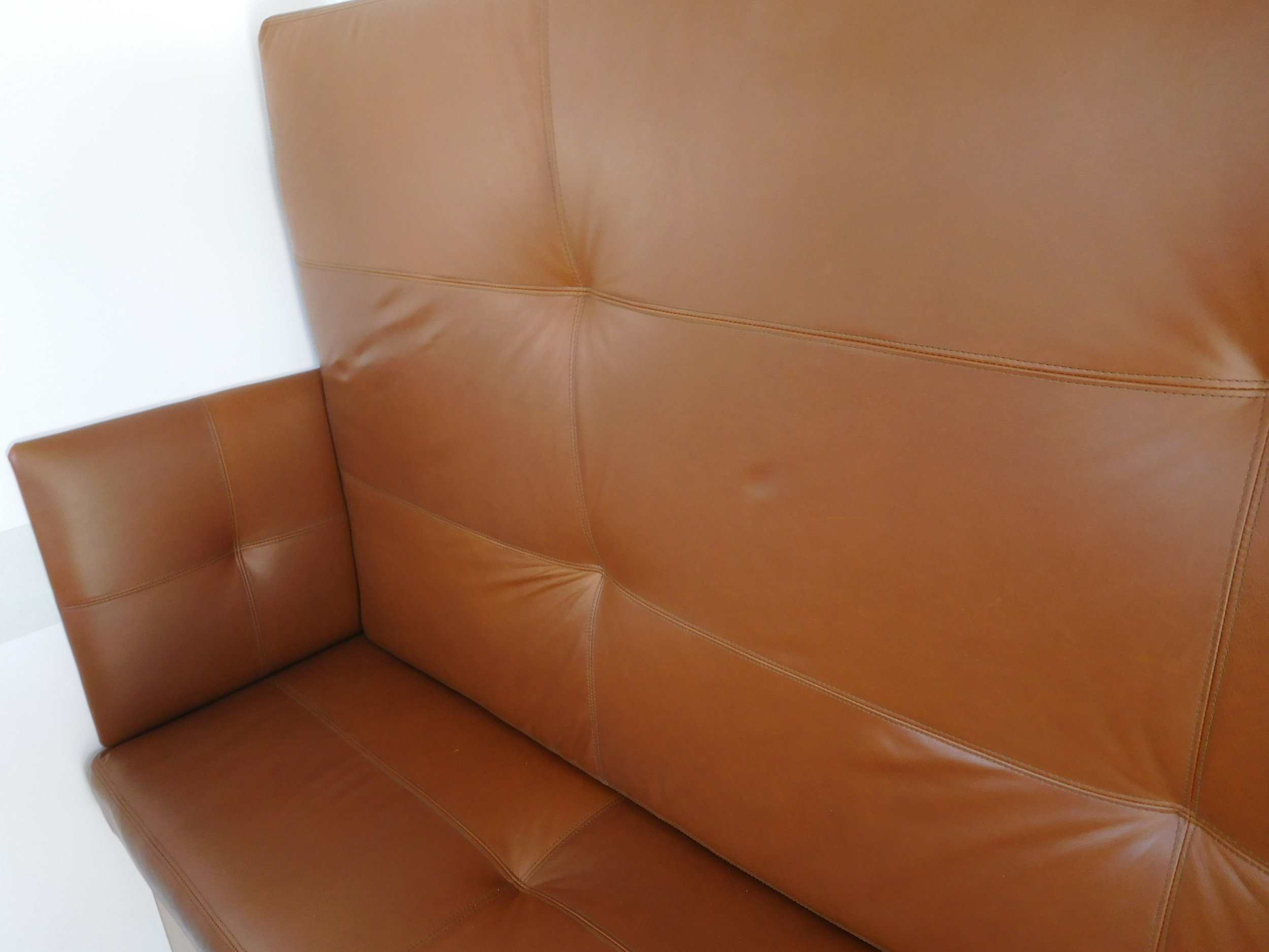 Deluxe Leather Bench/Bed