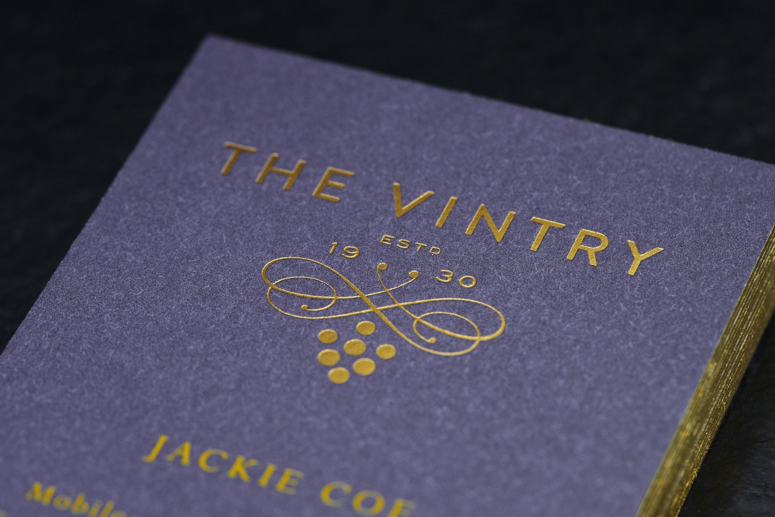Vintry Business cards detail.JPG
