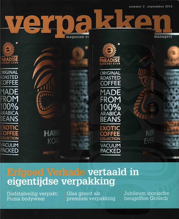 Verpakken Magazine - September 2015