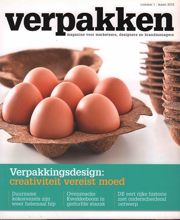 Verpakken Magazine - March 2015