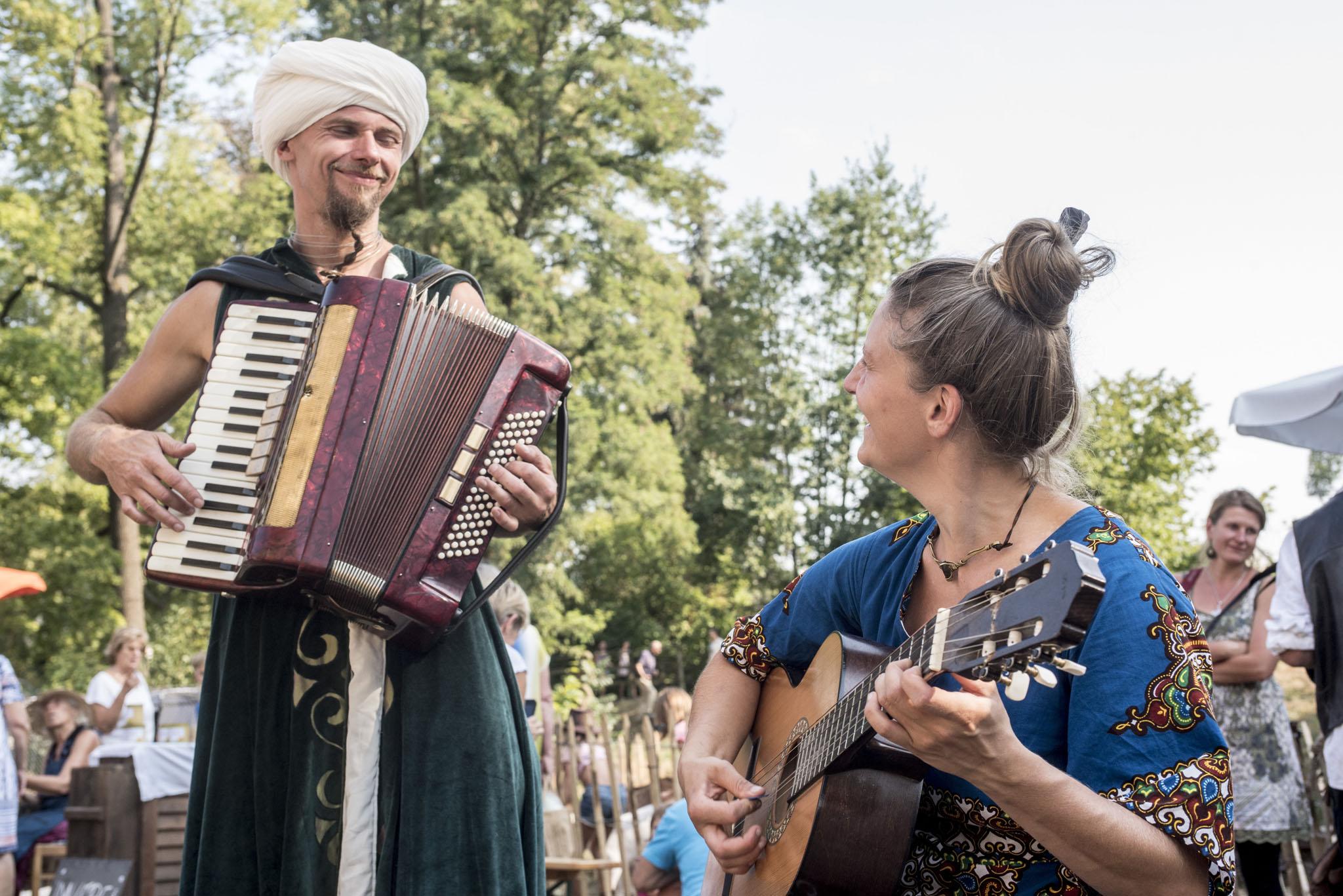 Kulturprogramm des Wunder Land e.V . am 18. August 2018 Foto: René Plaul © ORLA e.V.