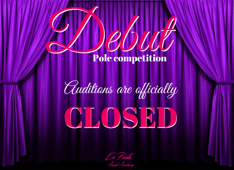 Entries are now CLOSED!  - Thank you to everyone who entered, stay tuned for competitor announcements before Friday 30th!