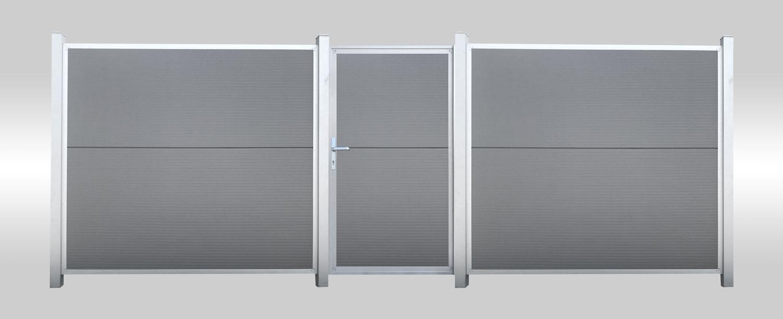 RAL 9007 Grau Aluminium