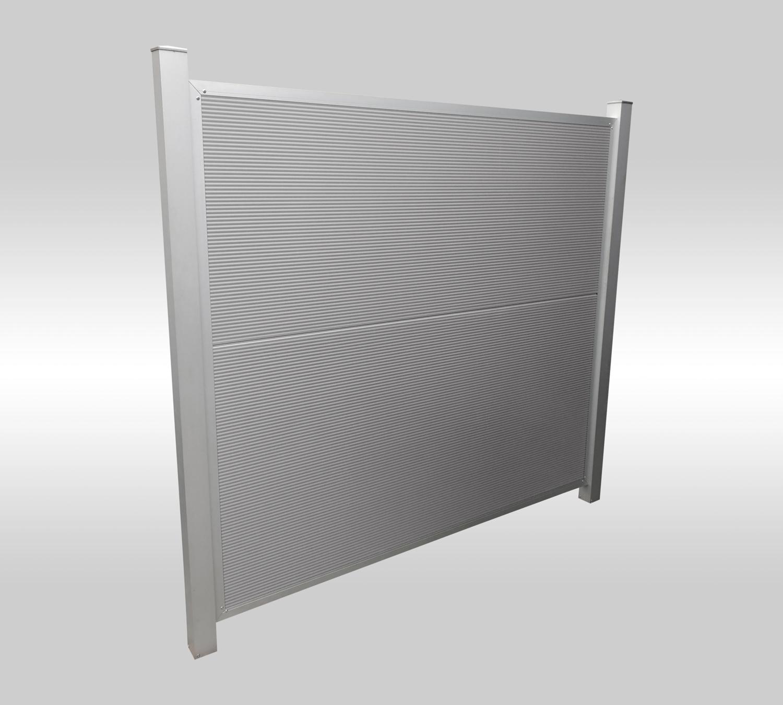 RAL 9006 Weiß Aluminium