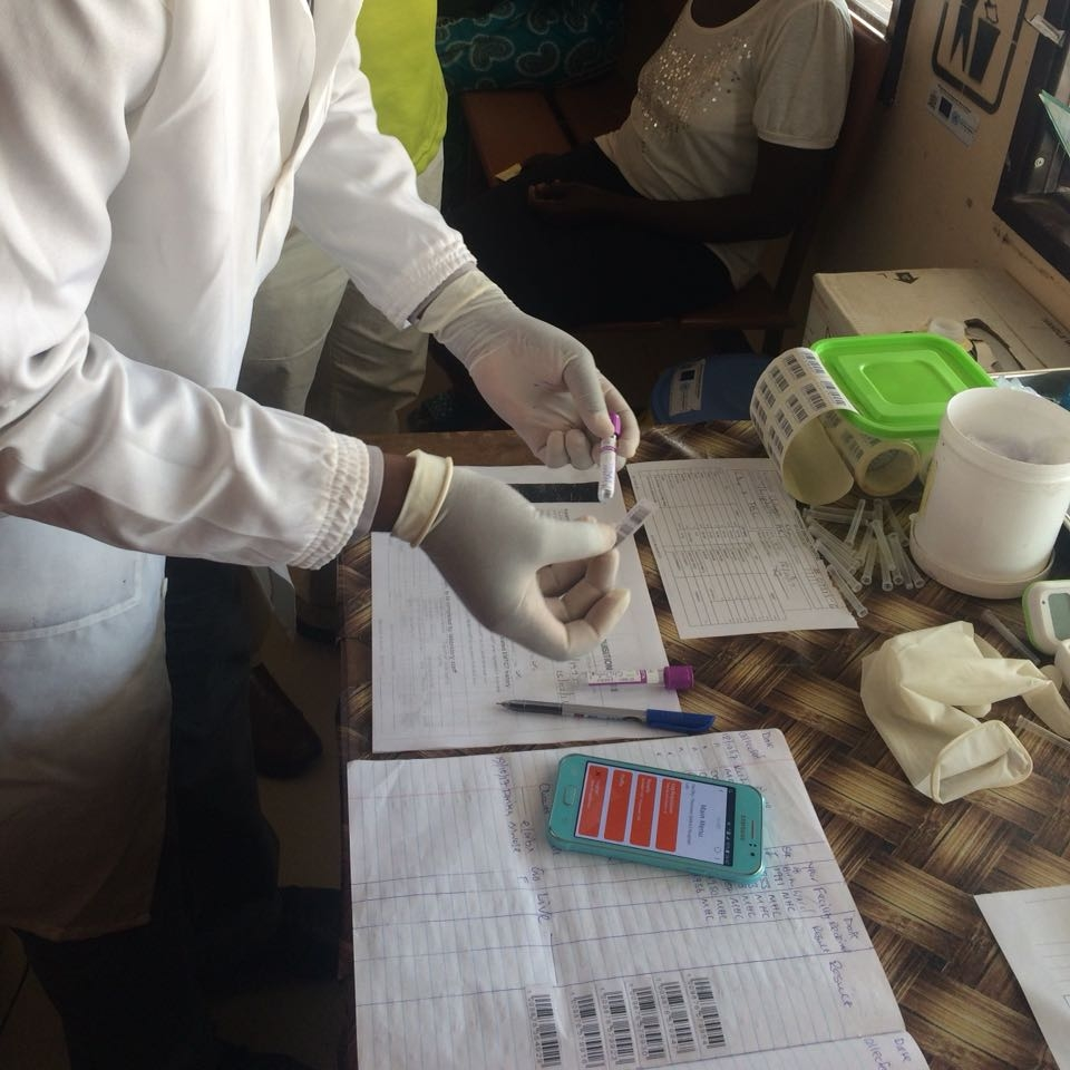 eLABS - We use mobile technology to track the pick-up and delivery times of blood samples in transit (between a health facility and a testing lab). Health practitioners now also receive their lab results electronically - ensuring they can provide patients with timeous feedback.